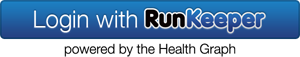 RunKeeper Login Button